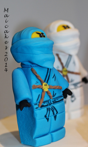 Torta Ninjago