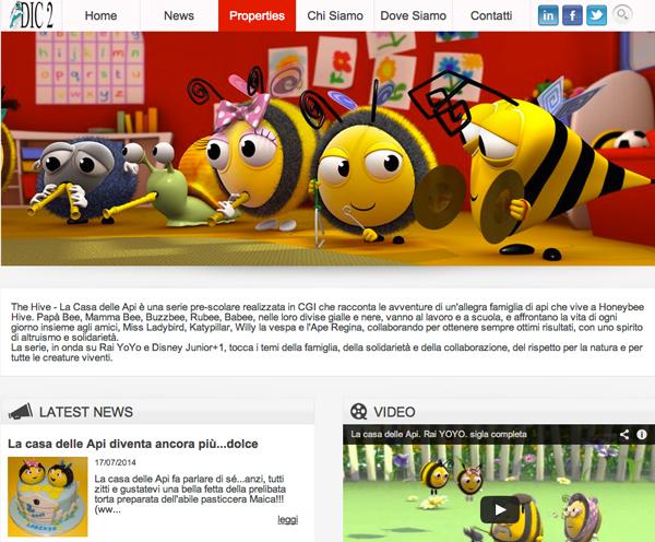 la-casa-delle-api-screeshot