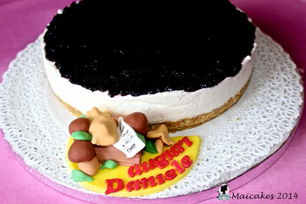 Cheesecake del fungaiolo