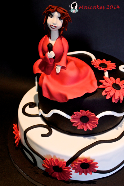 Torta Cantante