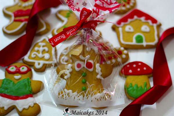 Biscotti Classici Di Natale.Biscotti Di Pan Di Zenzero Gingerbread