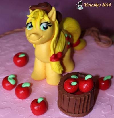 Torta Pony