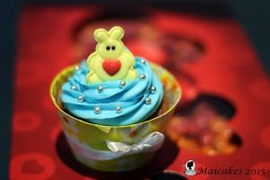Cup Cake di Pasqua 1