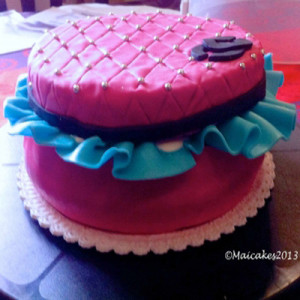 Torta-Chanel