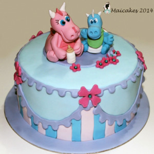 Torta-draghetto