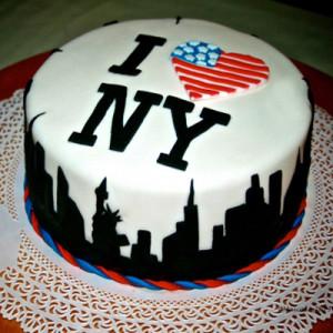 Torta-I-love-NY