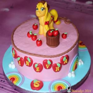 Torta-Mini-pony