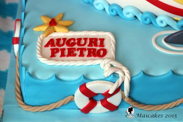 Torta Motoscafo