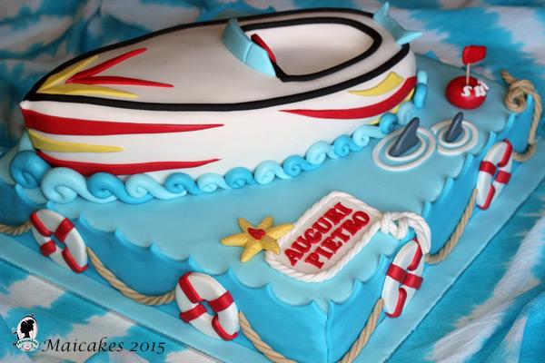 Torta-Motoscafo