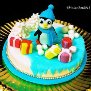 Torta-Pinguino