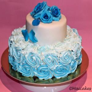Torta-Rose-blu