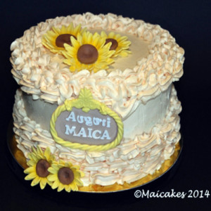 Torta-Sunflower